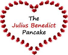 The Julius Benedict Pancake