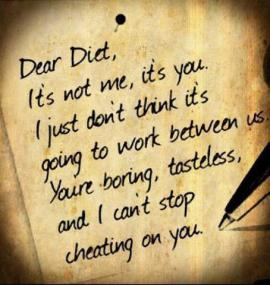 Dear Diet
