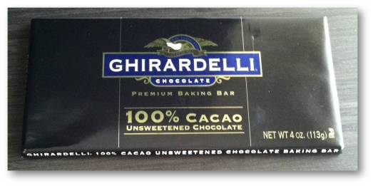 "The ""safe"" chocolate preferred by 3 out of 4 recovering chocoholics."