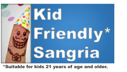 Kid Friendly Sangria Title